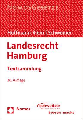 Cover-Bild Landesrecht Hamburg