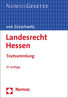 Cover-Bild Landesrecht Hessen