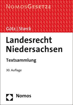Cover-Bild Landesrecht Niedersachsen