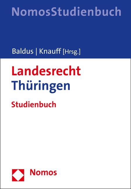 Cover-Bild Landesrecht Thüringen