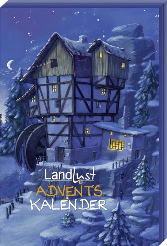 Cover-Bild Landlust - Adventskalender
