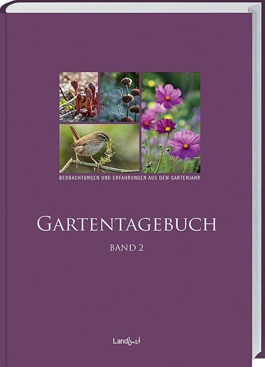 Cover-Bild Landlust - Gartentagebuch Band 2
