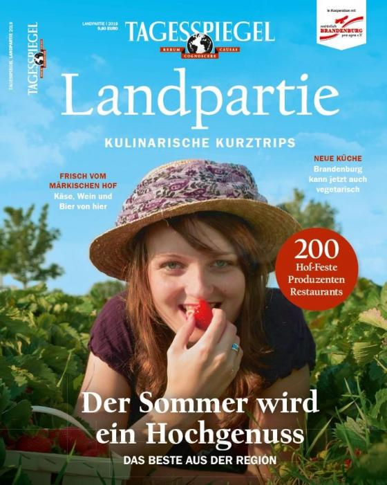 Cover-Bild Landpartie