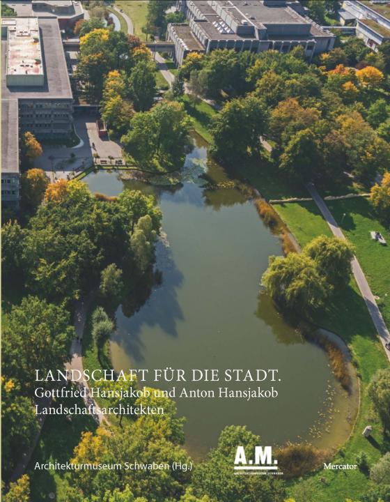 Cover-Bild Landschaft für die Stadt
