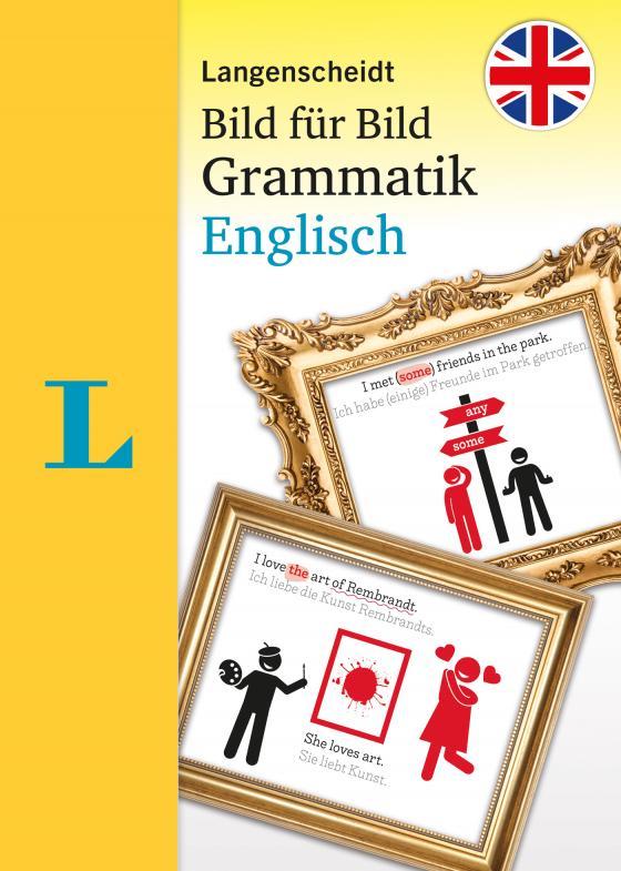 Cover-Bild Langenscheidt Bild für Bild Grammatik Englisch