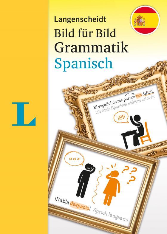 Cover-Bild Langenscheidt Bild für Bild Grammatik Spanisch