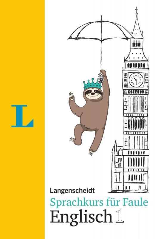 Cover-Bild Langenscheidt Sprachkurs für Faule Englisch 1 - Buch und MP3-Download