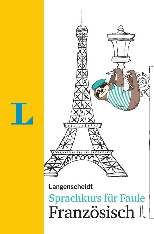 Cover-Bild Langenscheidt Sprachkurs für Faule Französisch 1 - Buch und MP3-Download