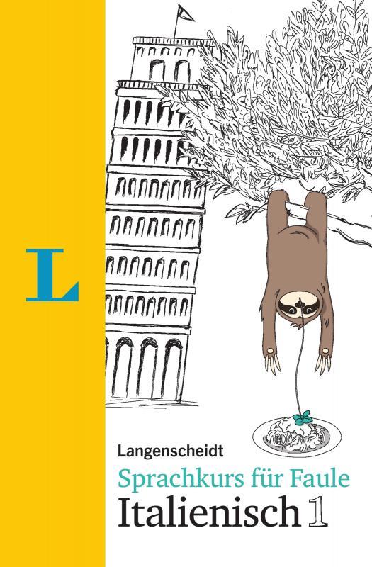 Cover-Bild Langenscheidt Sprachkurs für Faule Italienisch 1 - Buch und MP3-Download