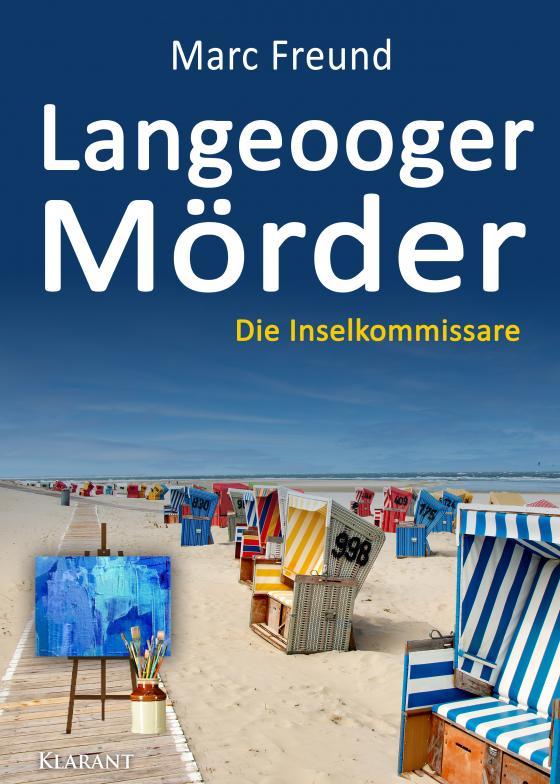 Cover-Bild Langeooger Mörder. Ostfrieslandkrimi