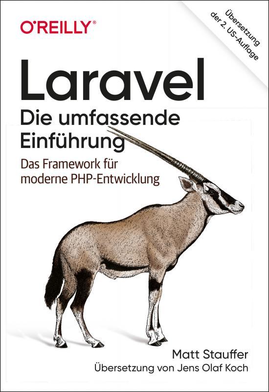 Cover-Bild Laravel – Die umfassende Einführung