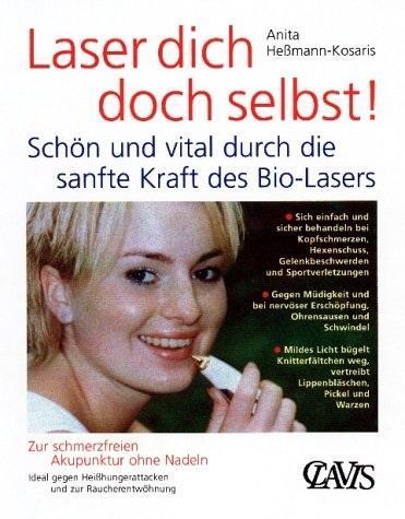 Cover-Bild Laser dich doch selbst! Zur schmerzfreien Akupunktur ohne Nadeln