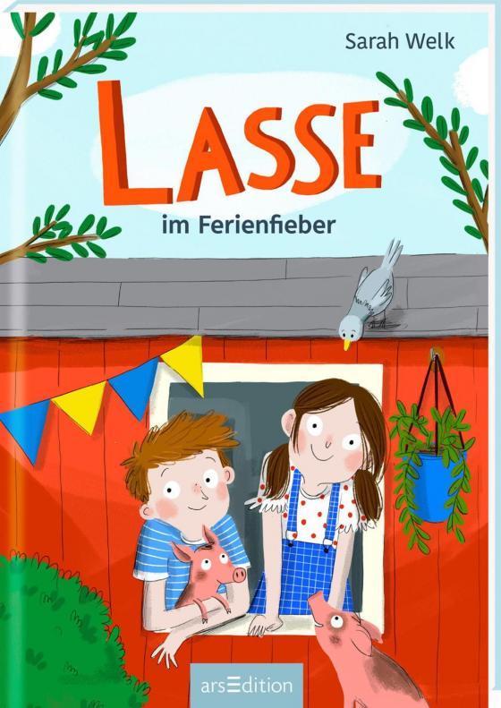 Cover-Bild Lasse im Ferienfieber