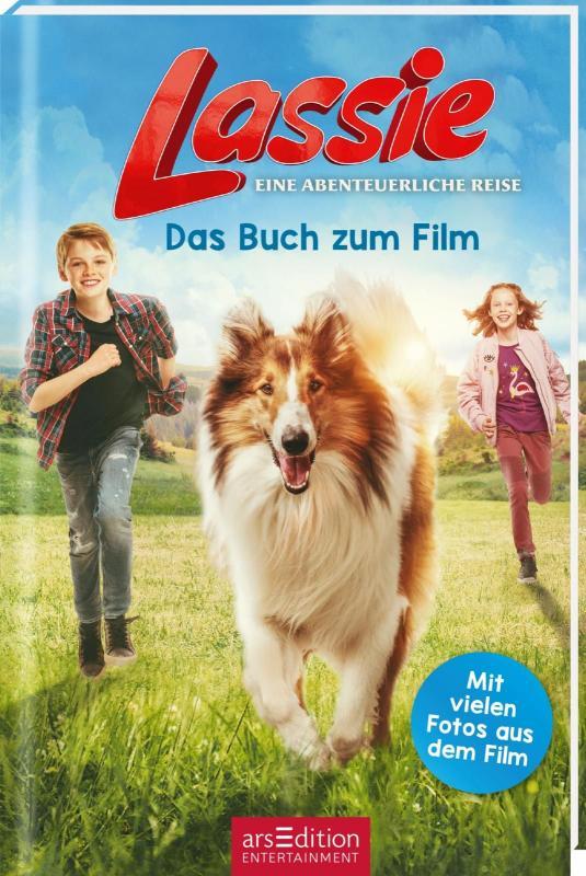 Cover-Bild Lassie - Eine abenteuerliche Reise. Das Buch zum Film