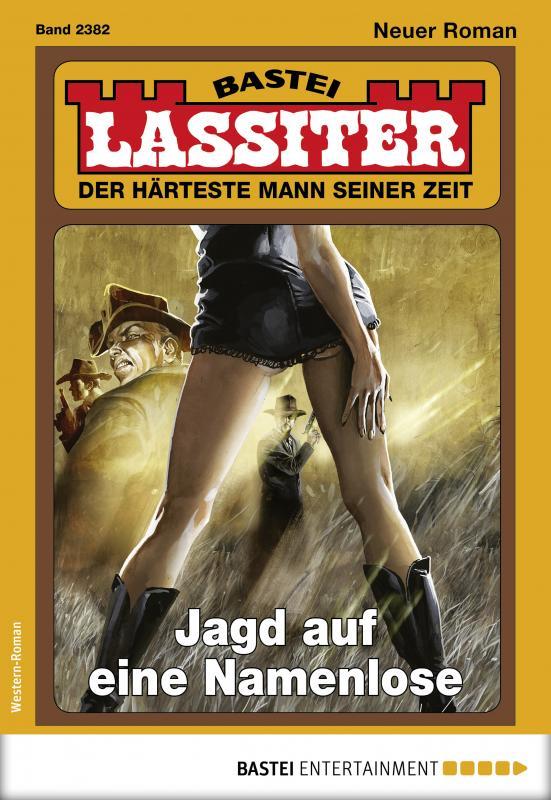 Cover-Bild Lassiter 2382 - Western