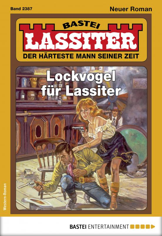 Cover-Bild Lassiter 2387 - Western