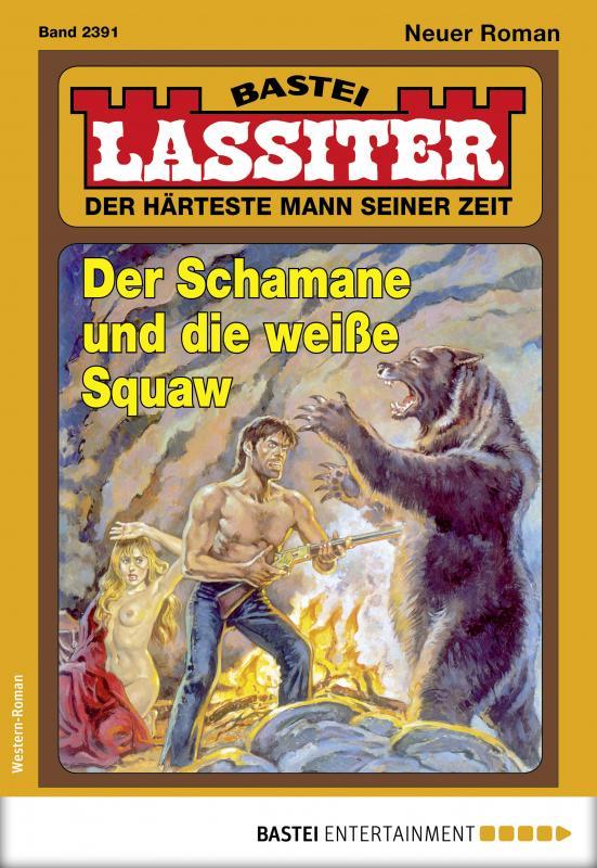 Cover-Bild Lassiter 2391 - Western