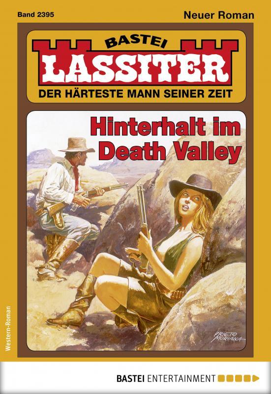 Cover-Bild Lassiter 2395 - Western