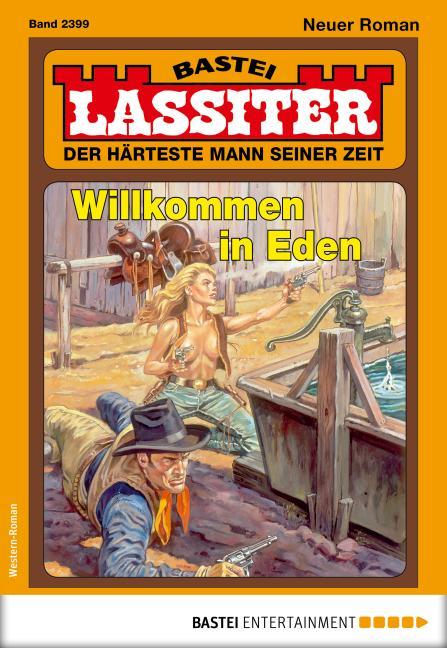 Cover-Bild Lassiter 2399 - Western