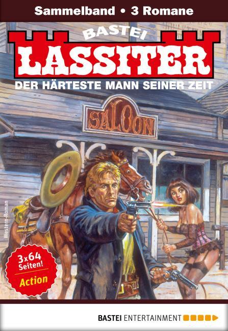 Cover-Bild Lassiter Sammelband 1784 - Western