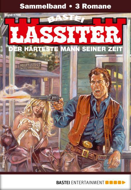 Cover-Bild Lassiter Sammelband 1786 - Western