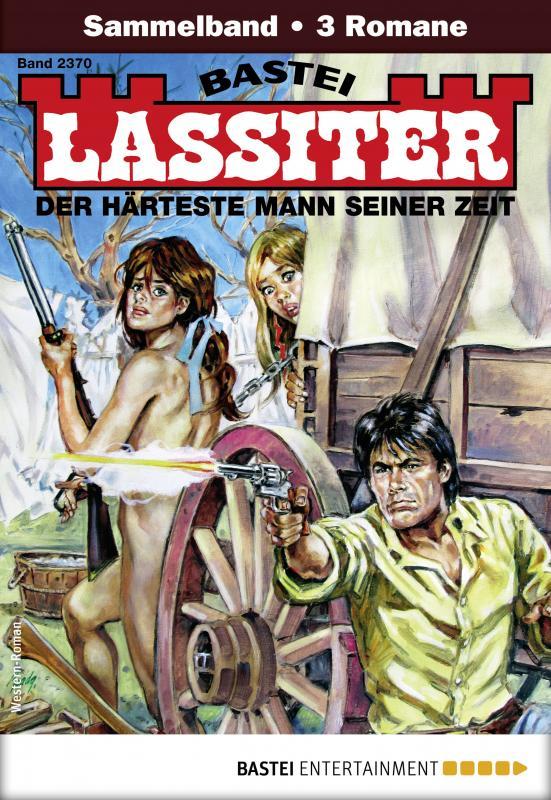 Cover-Bild Lassiter Sammelband 1797 - Western