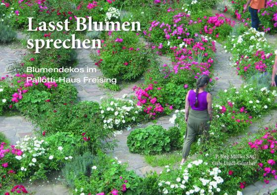 Cover-Bild Lasst Blumen sprechen