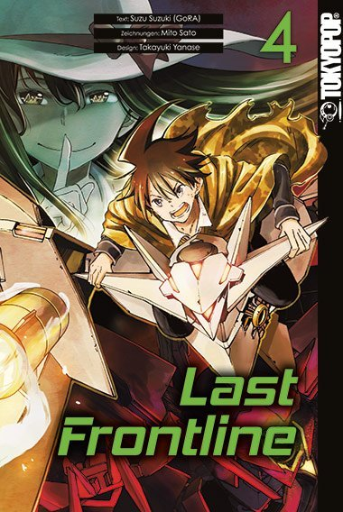 Cover-Bild Last Frontline 04