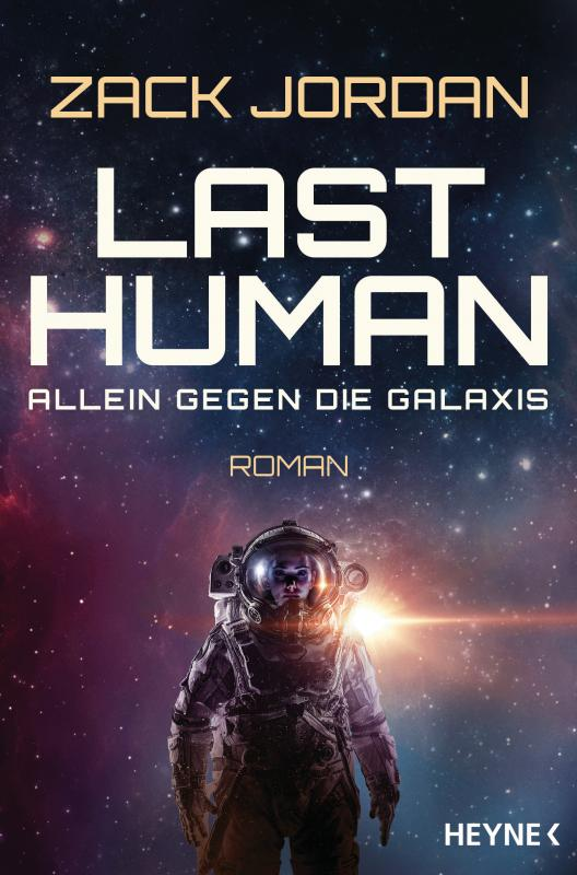 Cover-Bild Last Human - Allein gegen die Galaxis