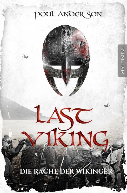 Cover-Bild Last Viking - Die Rache der Wikinger