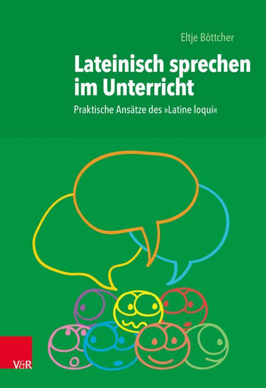 Cover-Bild Lateinisch sprechen im Unterricht