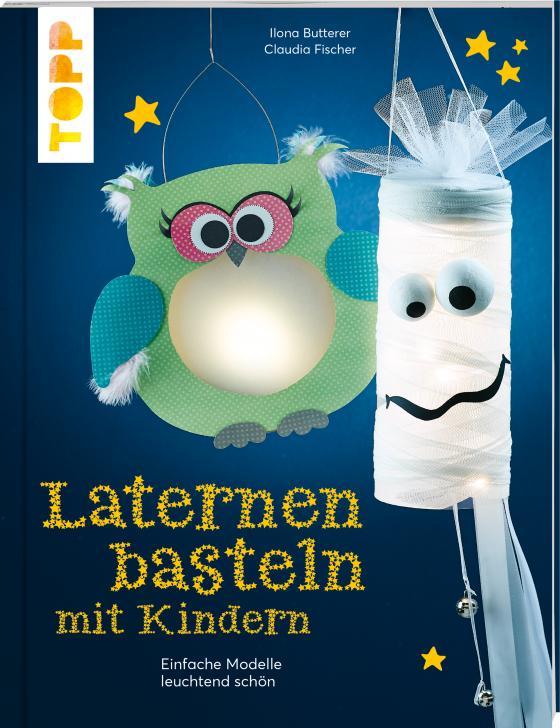 Cover-Bild Laternen basteln mit Kindern