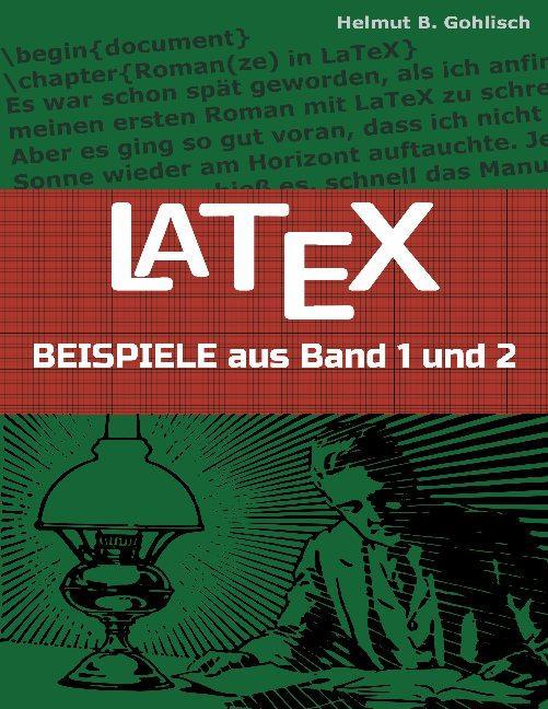 Cover-Bild LaTeX Beispiele