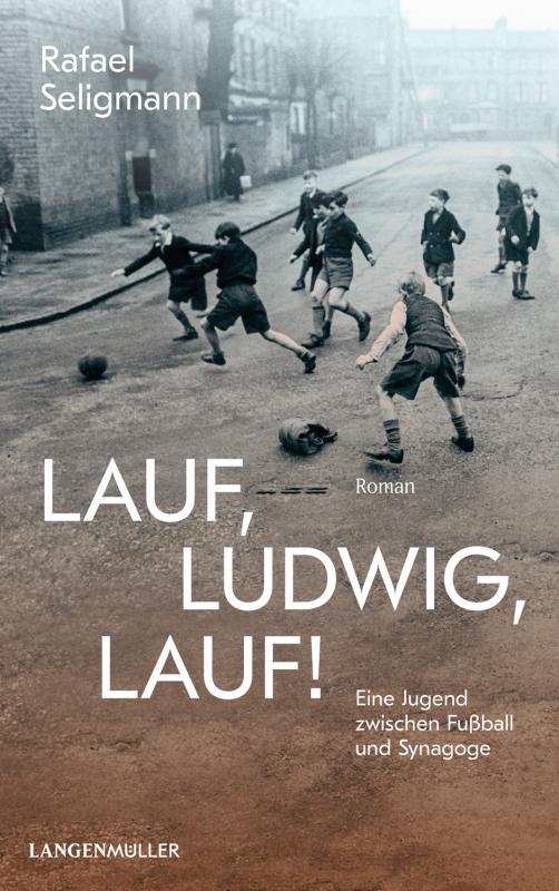 Cover-Bild Lauf, Ludwig, lauf!