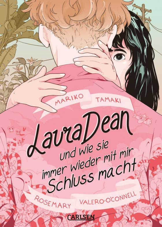 Cover-Bild Laura Dean und wie sie immer wieder mit mir Schluss macht