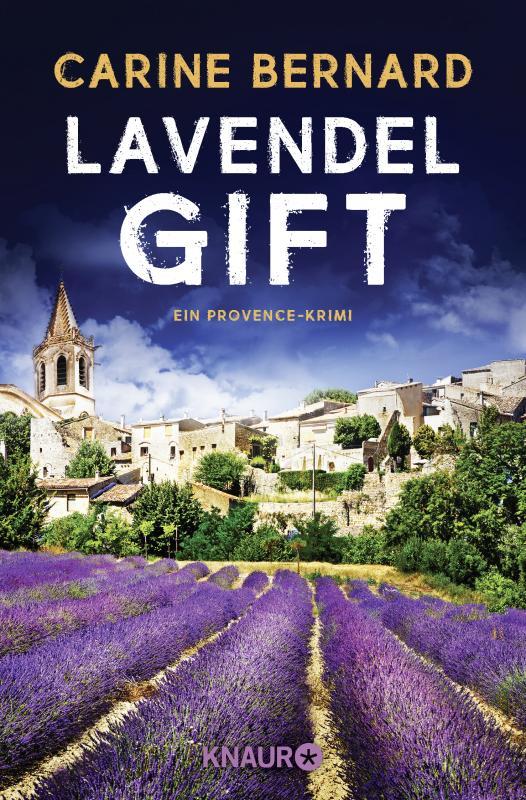 Cover-Bild Lavendel-Gift