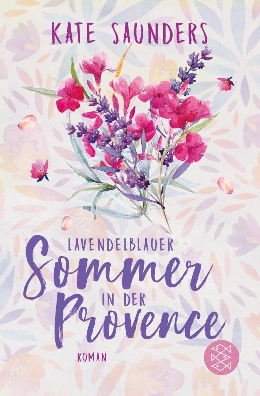 Cover-Bild Lavendelblauer Sommer in der Provence