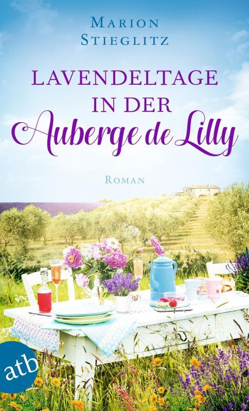 Cover-Bild Lavendeltage in der Auberge de Lilly