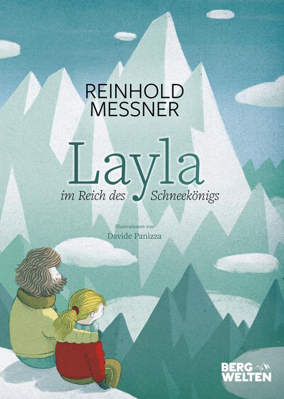 Cover-Bild Layla im Reich des Schneekönigs