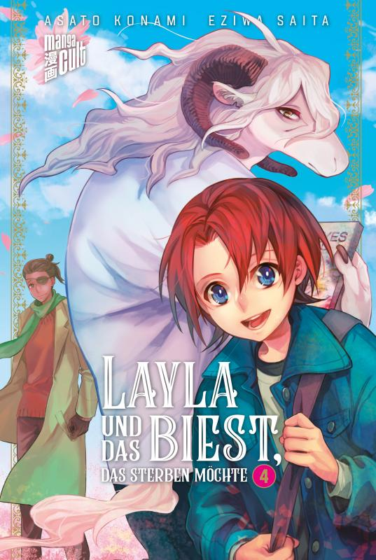 Cover-Bild Layla und das Biest, das sterben möchte 4