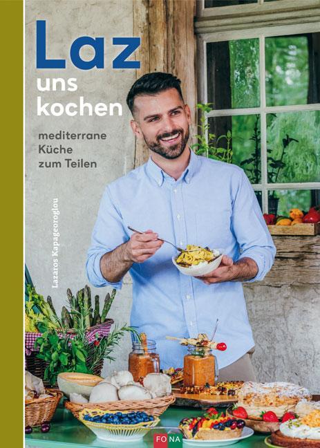 Cover-Bild Laz uns kochen