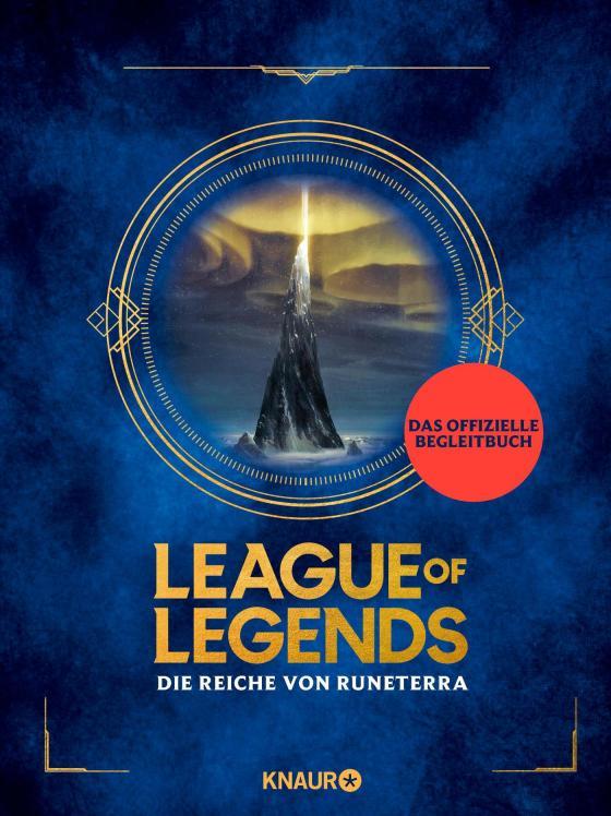 Cover-Bild League of Legends. Die Reiche von Runeterra