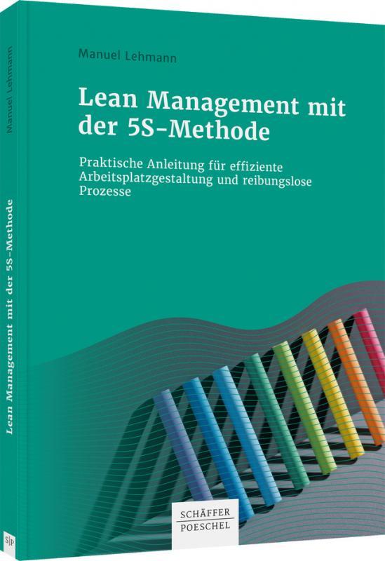 Cover-Bild Lean Management mit der 5S-Methode
