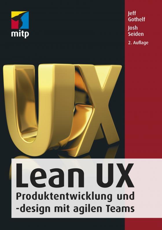Cover-Bild Lean UX