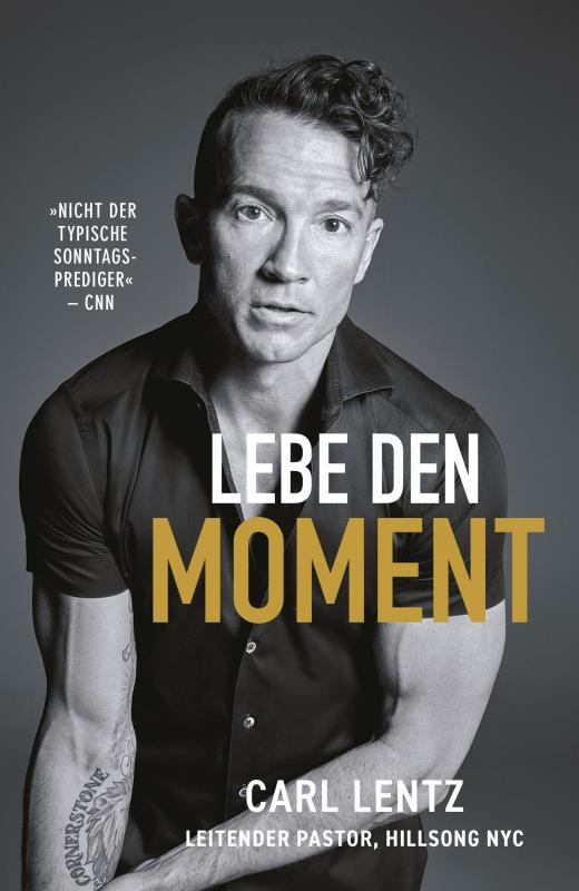 Cover-Bild Lebe den Moment