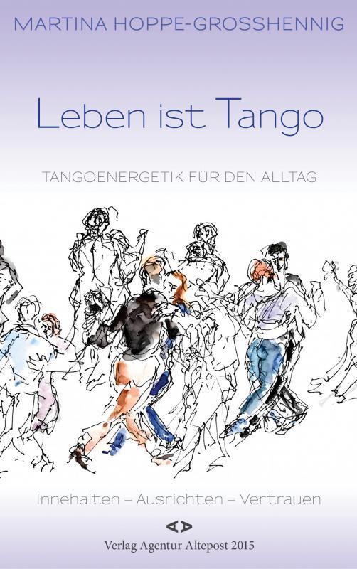 Cover-Bild Leben ist Tango