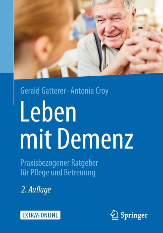 Cover-Bild Leben mit Demenz
