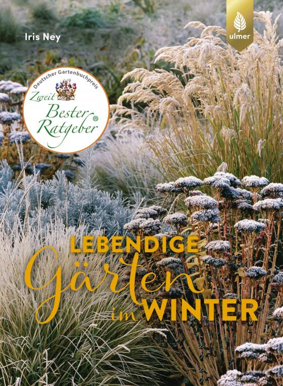 Cover-Bild Lebendige Gärten im Winter