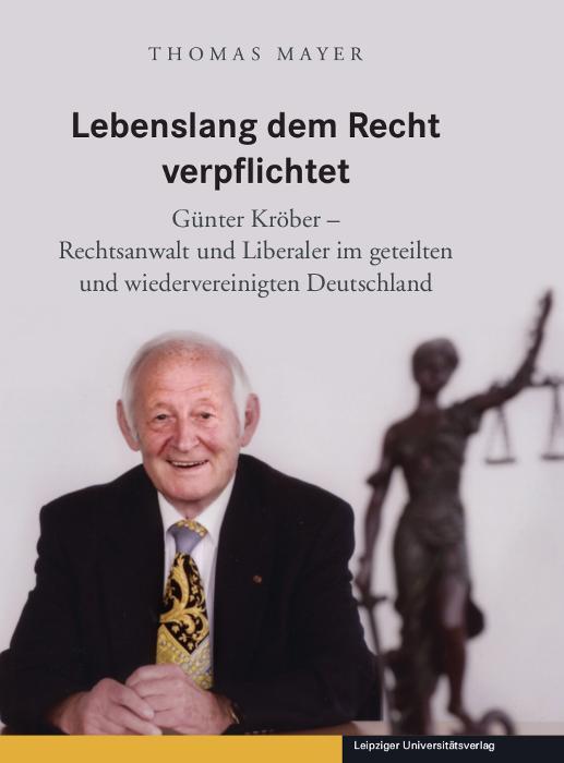 Cover-Bild Lebenslang dem Recht verpflichtet