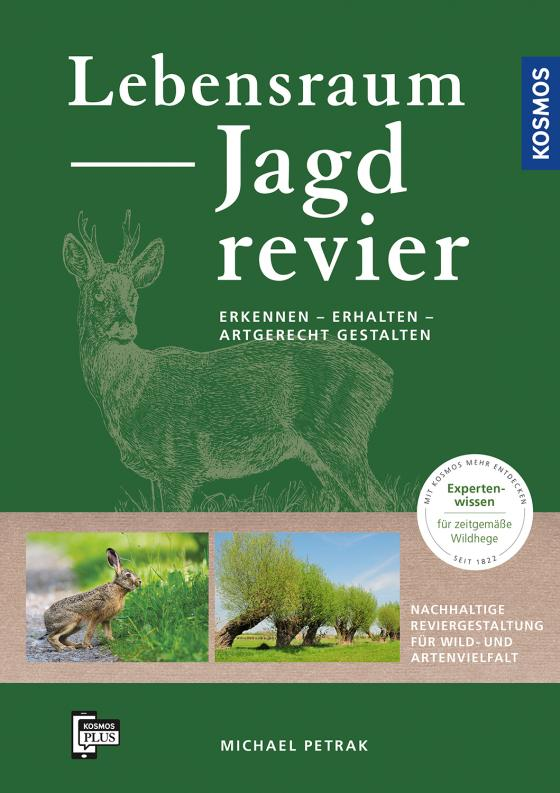 Cover-Bild Lebensraum Jagdrevier